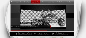 WebsiteStyle- Navigation menu