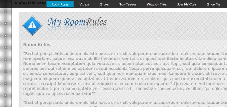 4Aliah-Room-Rules